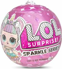 LOL Surprise Sparkle Series Kula niespodzianka 560296