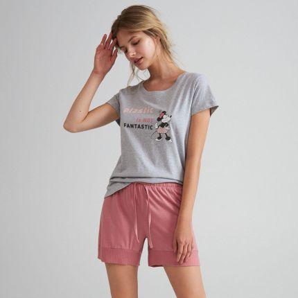 0ad8d220505aac Reserved - Piżama Disney - Jasny szar ...