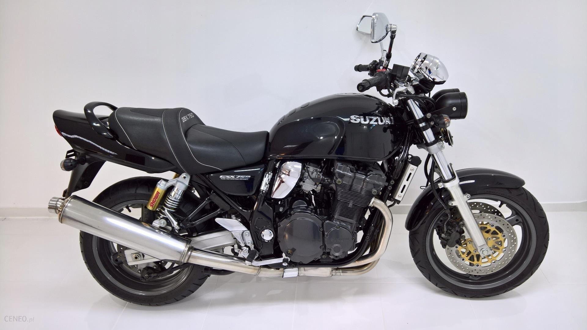 Suzuki Gsx 750 Inazuma Bezwypadkowy Opinie I Ceny Na Ceneo Pl