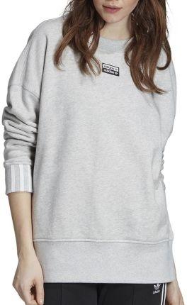 Bluza adidas City Run Knit BR2441 biały, 36 Ceny i opinie