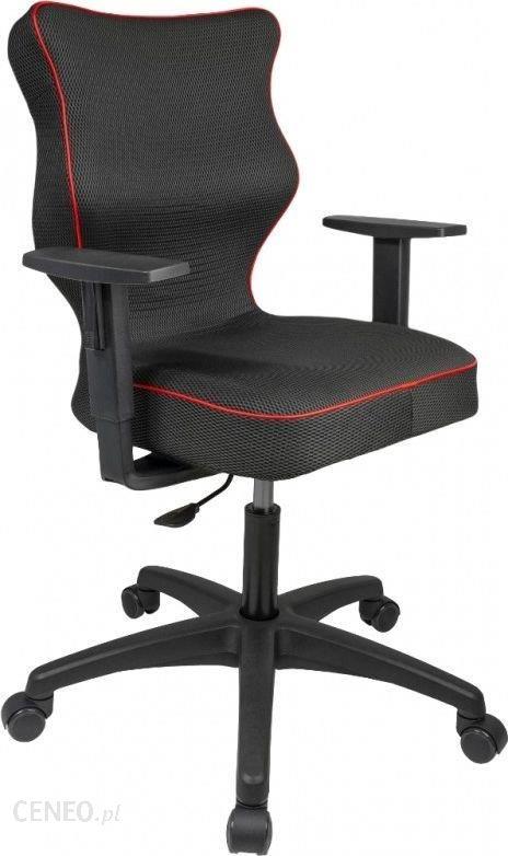 ENTELO Dobre Krzesło obrotowe DUO nr 5 podstawa czarna