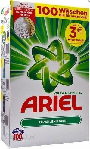 Ariel Vollwaschmittel Proszek 100 Prań 6,5 Kg
