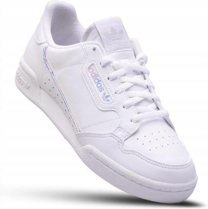 ADIDAS HOOPS 2.0 CMF I (Srebrny) Dziecięce [Buty Adidas