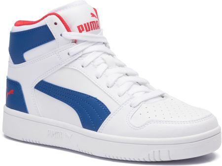 Buty Puma Rebound Street V2 Jr 363913 07 R. 37 Ceny i opinie Ceneo.pl
