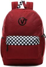 Vans Miejski Sporty Realm Plus Ii Biking Red Final Lap