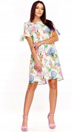 dafe2941 Orsay Zwiewna sukienka w kwiaty - Ceny i opinie - Ceneo.pl