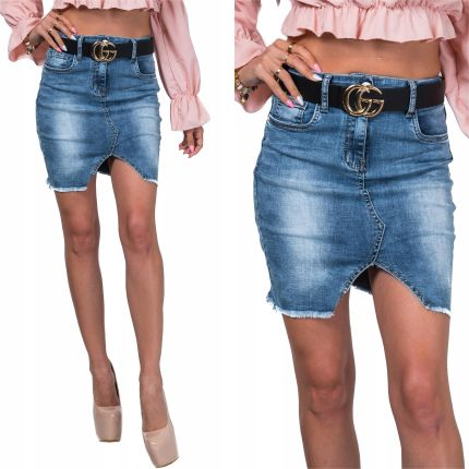 fa3f6dc3 Spódnica jeansowa Moda - Ceneo.pl strona 2