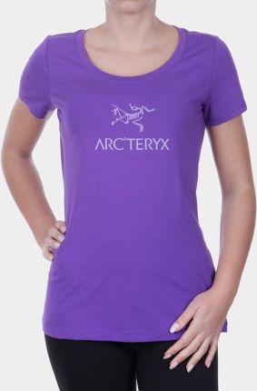 Koszulka damska Arcteryx Arc'Word T Shirt SS NE firoza