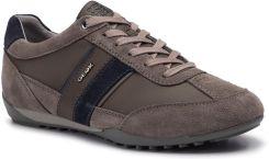 Sneakers GEOX U Wells C U52T5C 022ME C9030 StoneGrey