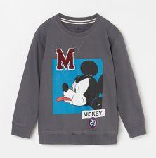 28c4cdbb983f09 Reserved - Koszulka Disney Myszka Miki - Szary ...