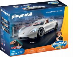 Playmobil The Movie Porsche Mission E Rex'a Desher'a (70078)