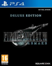 Final Fantasy VII Remake Deluxe Edition (gra PS4)