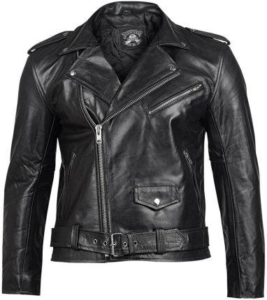 pikowana kurtka z rękawem 3 4 czarna w610
