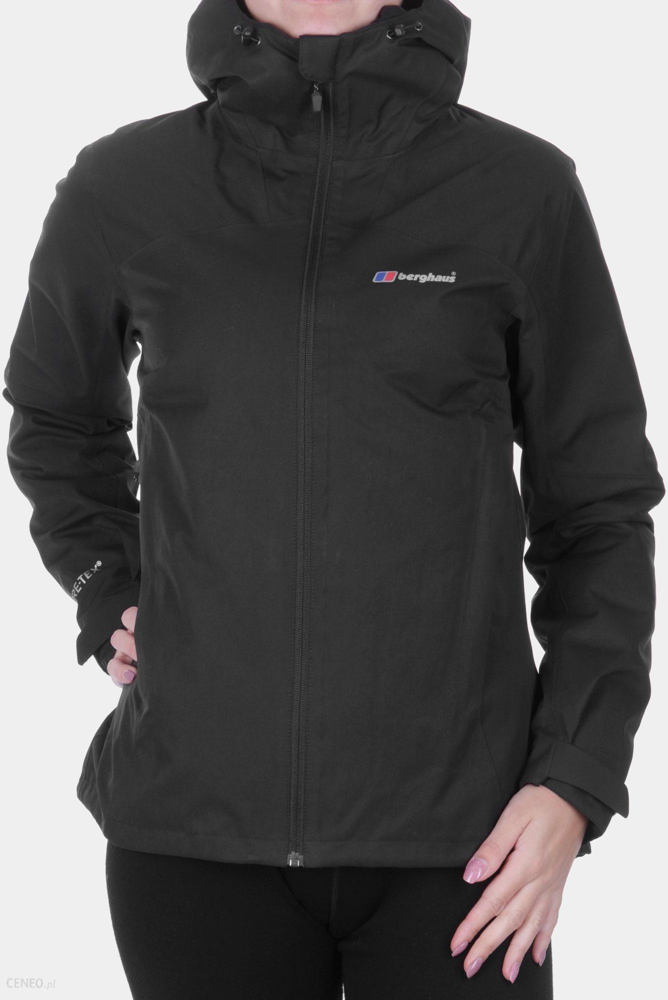 Kurtka damska Berghaus Fellmaster 3in1 Jacket blackblack