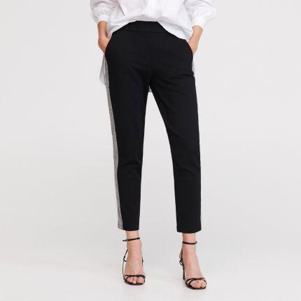 0c462421 Spodnie damskie - Materiał: Wiskoza - Ceneo.pl