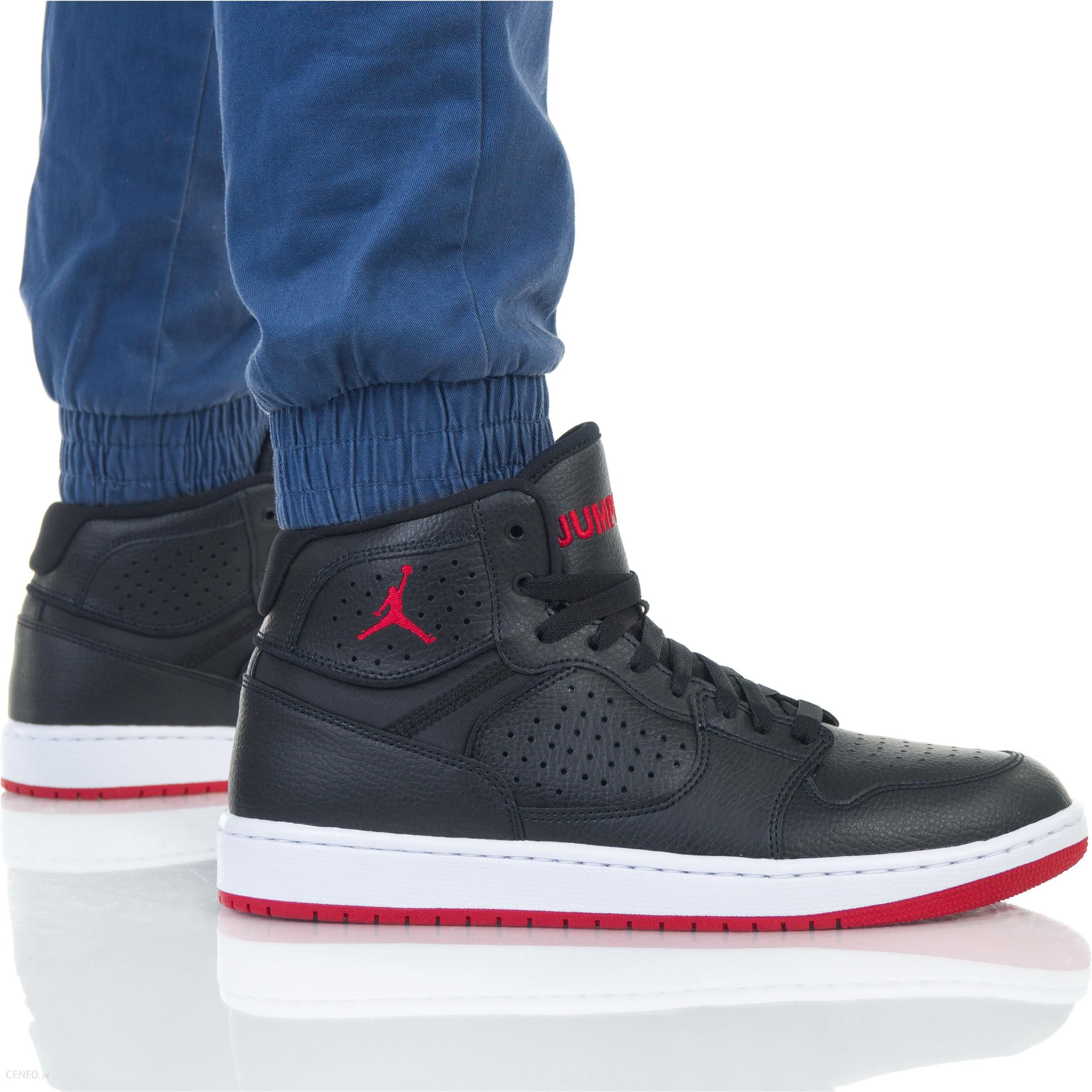 Buty Nike Męskie Jordan Access AR3762 001 Czarne Ceny i opinie Ceneo.pl