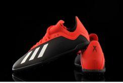 Buty adidas X 18.3 FG J BB9370 czarny 32