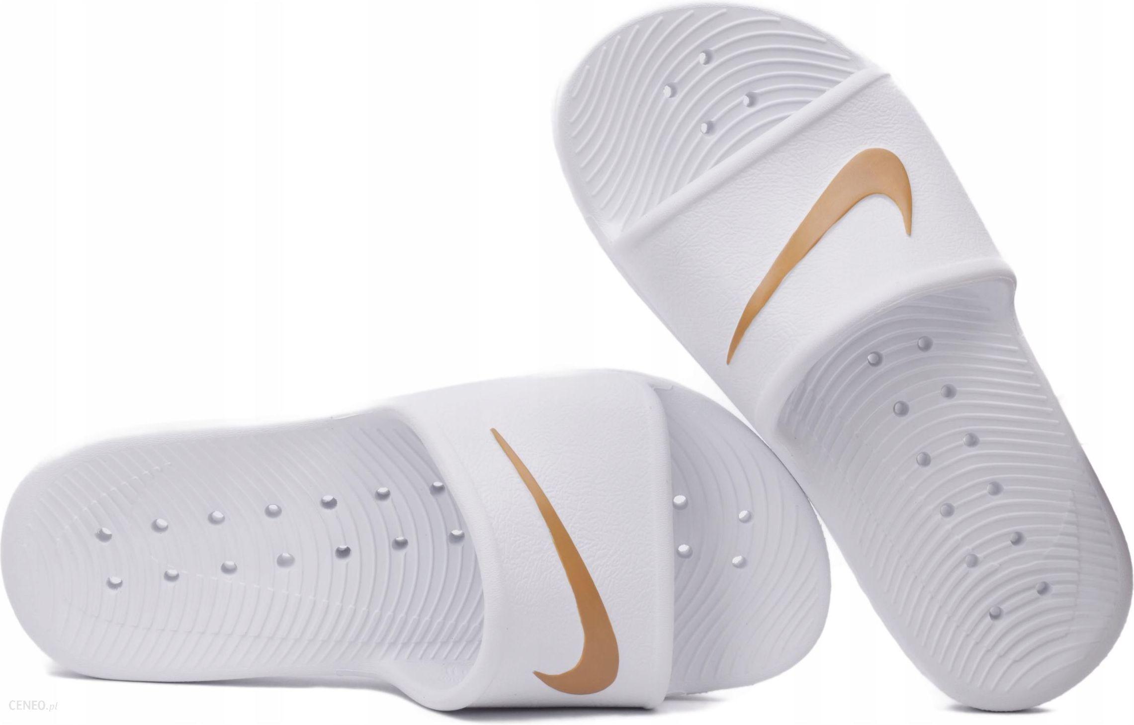 Klapki Damskie Nike Kawa Shower 832655 101 r.39 Ceny i opinie Ceneo.pl
