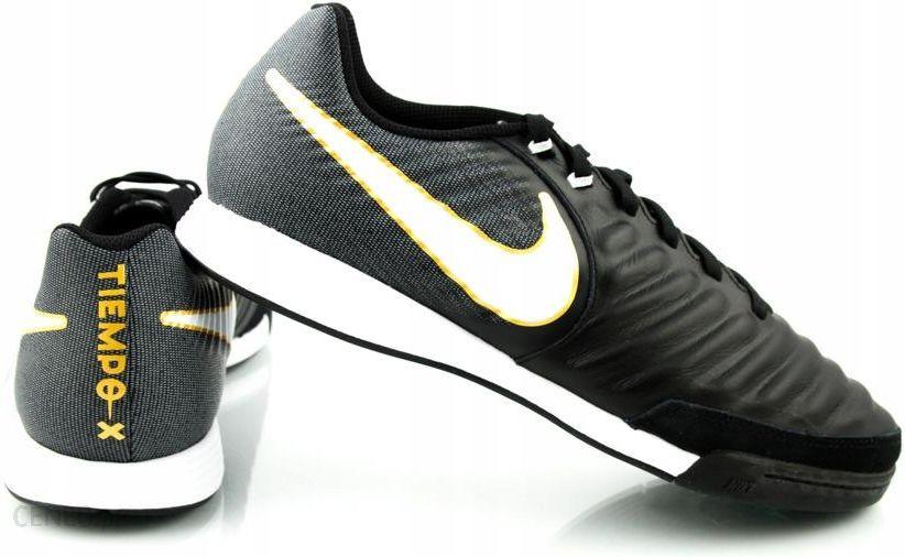 Buty Nike Tiempox Ligera IV IC halowe czarne r 42 Ceny i opinie Ceneo.pl