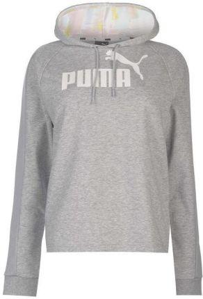 b3654e5baa6591 Puma OTH Crop, bluza damska z kapturem, szara, Rozmiar XS