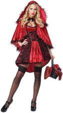 d2d0ecc1 Godan Strój dla dorosłych Czerwony Kapturek długa spódnica rozmiar ...