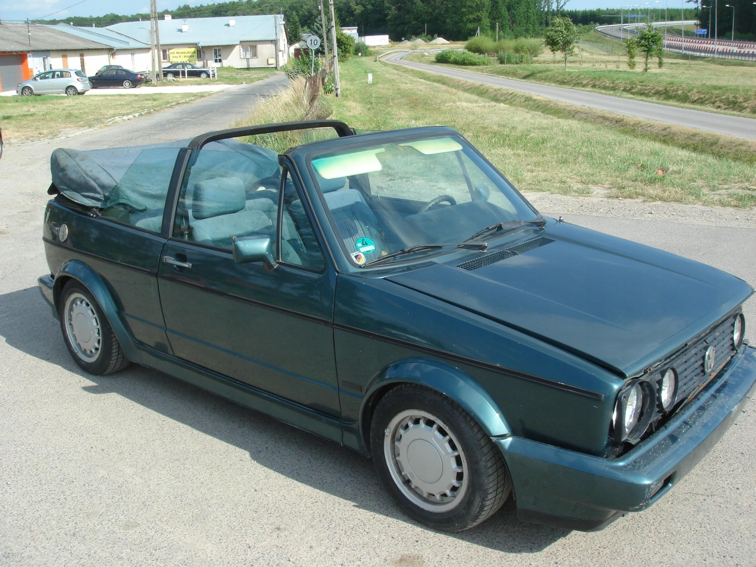 special for shoe another chance detailed look VW GOLF 1MK1 CABRIO UNIKAT ETIENNE AIGNER - Opinie i ceny na Ceneo.pl