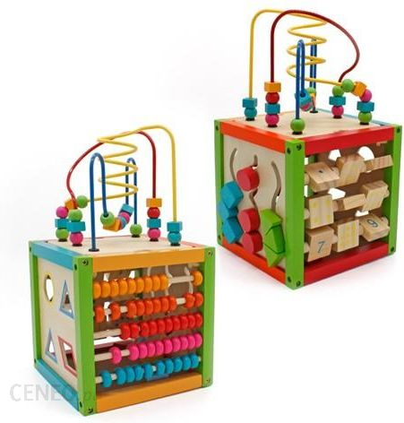 Zabawki edukacyjne dla dwulatka (2 latka) SamDlaMam