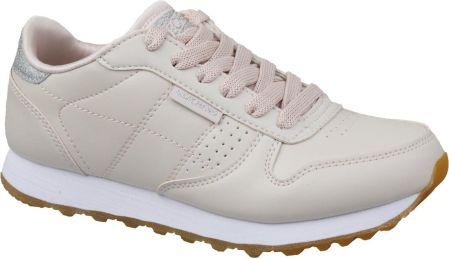 Kremowe buty sportowe damskie wężowe Wishot biały Ceny i