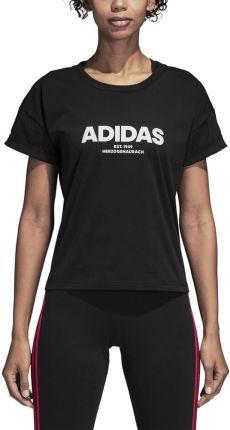 Koszulki adidas Heart Pack AI6166 czarny, M Ceny i opinie