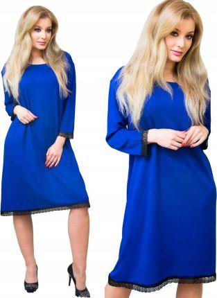 50905118 Sukienka z szyfonu Wiwien I, zwiewna kreacja na wesele. - Ceny i ...
