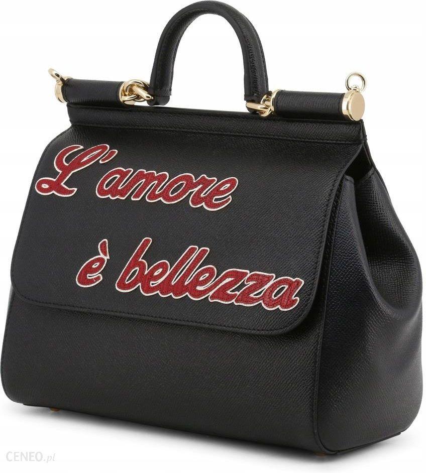Torebka Dolce & Gabbana BB6002AU3248 Ceny i opinie Ceneo.pl