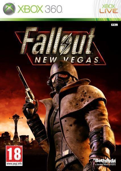 Fallout New Vegas Gra Xbox 360 Ceneo Pl