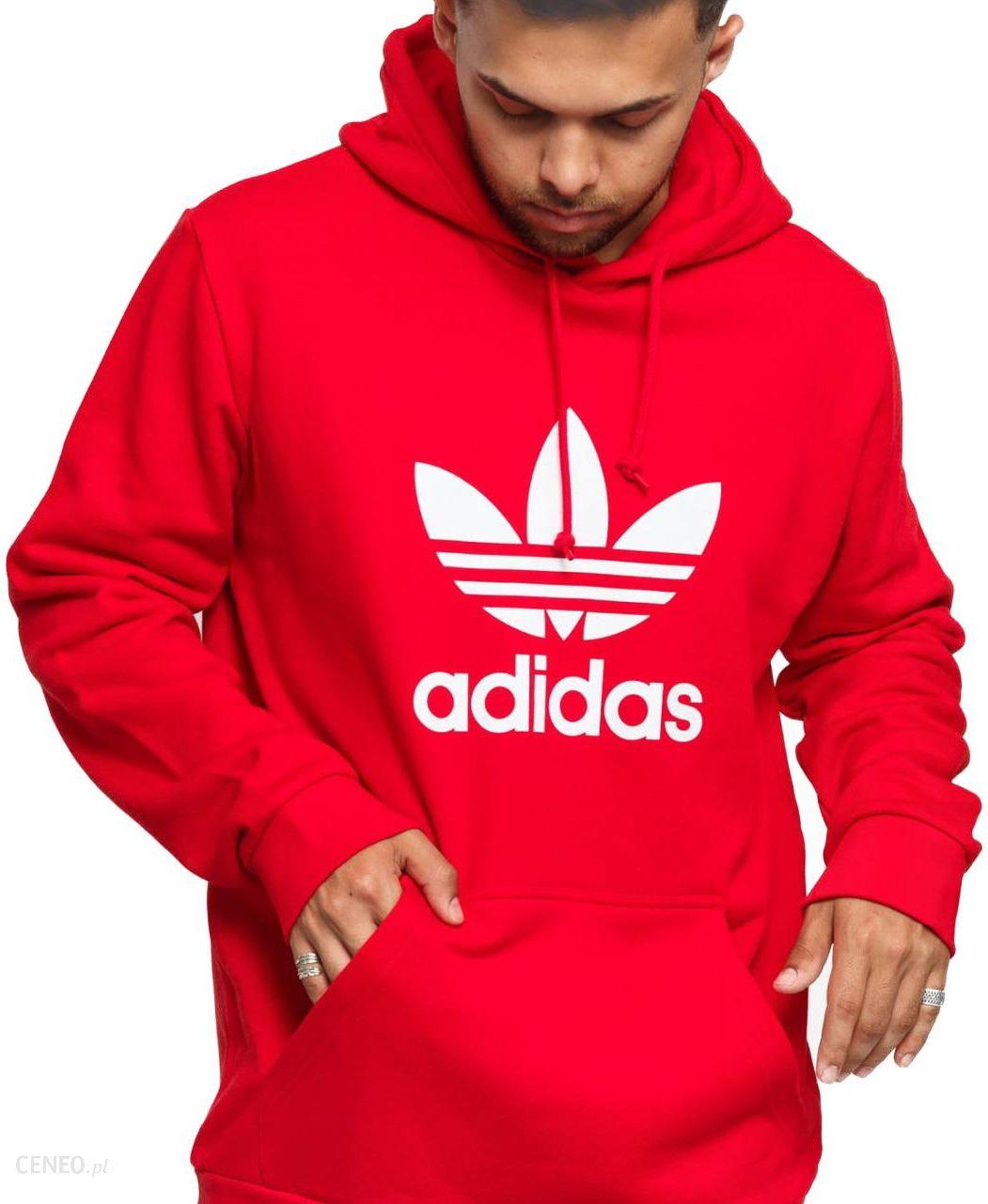 najlepiej sprzedający się piękno przybywa Bluza Męska Adidas Originals Trefoil EJ9680 r.M - Ceny i opinie - Ceneo.pl