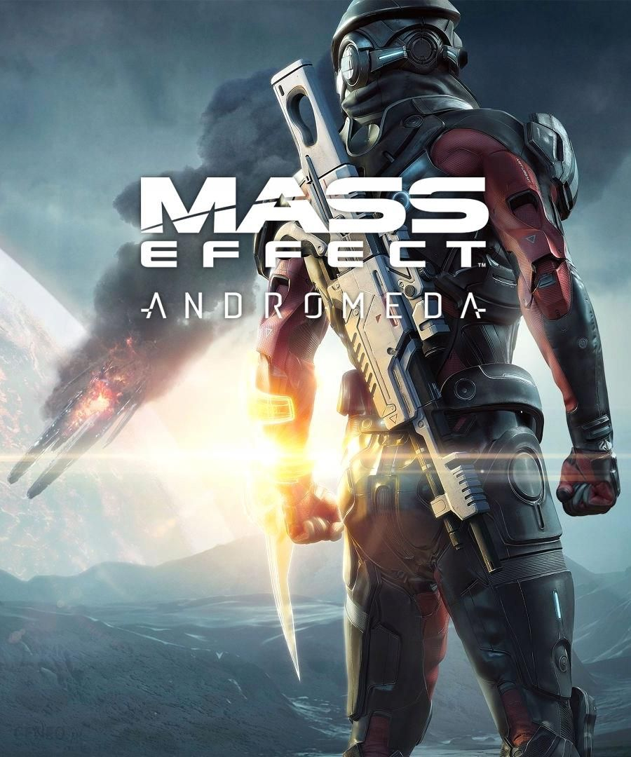 Mass Effect Andromeda Digital Od 13 79 Zl Opinie Ceneo Pl