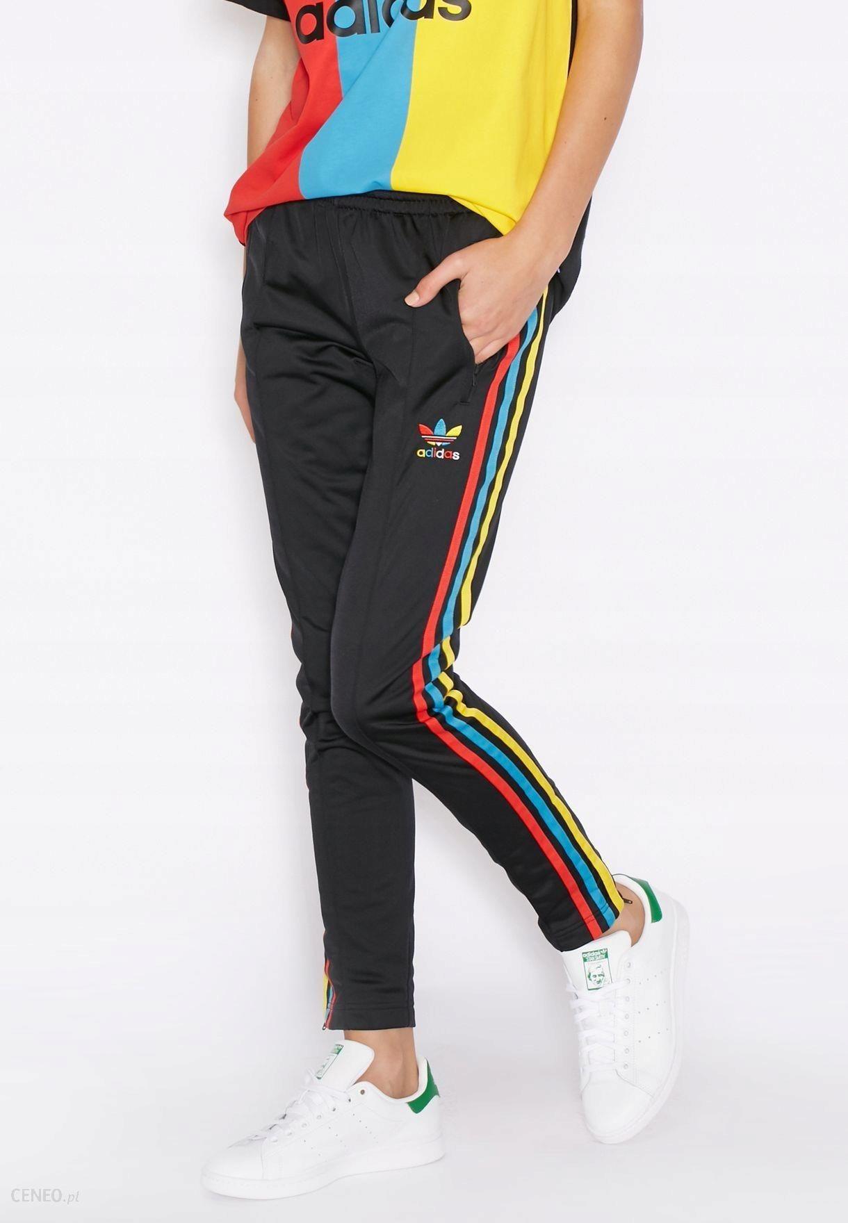 Spodnie damskie ADIDAS ORIGINALS SST Trace Maroon Ceny i