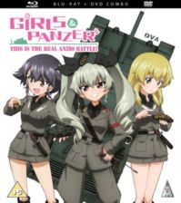 Girls Und Panzer: This Is the Real Anzio Battle