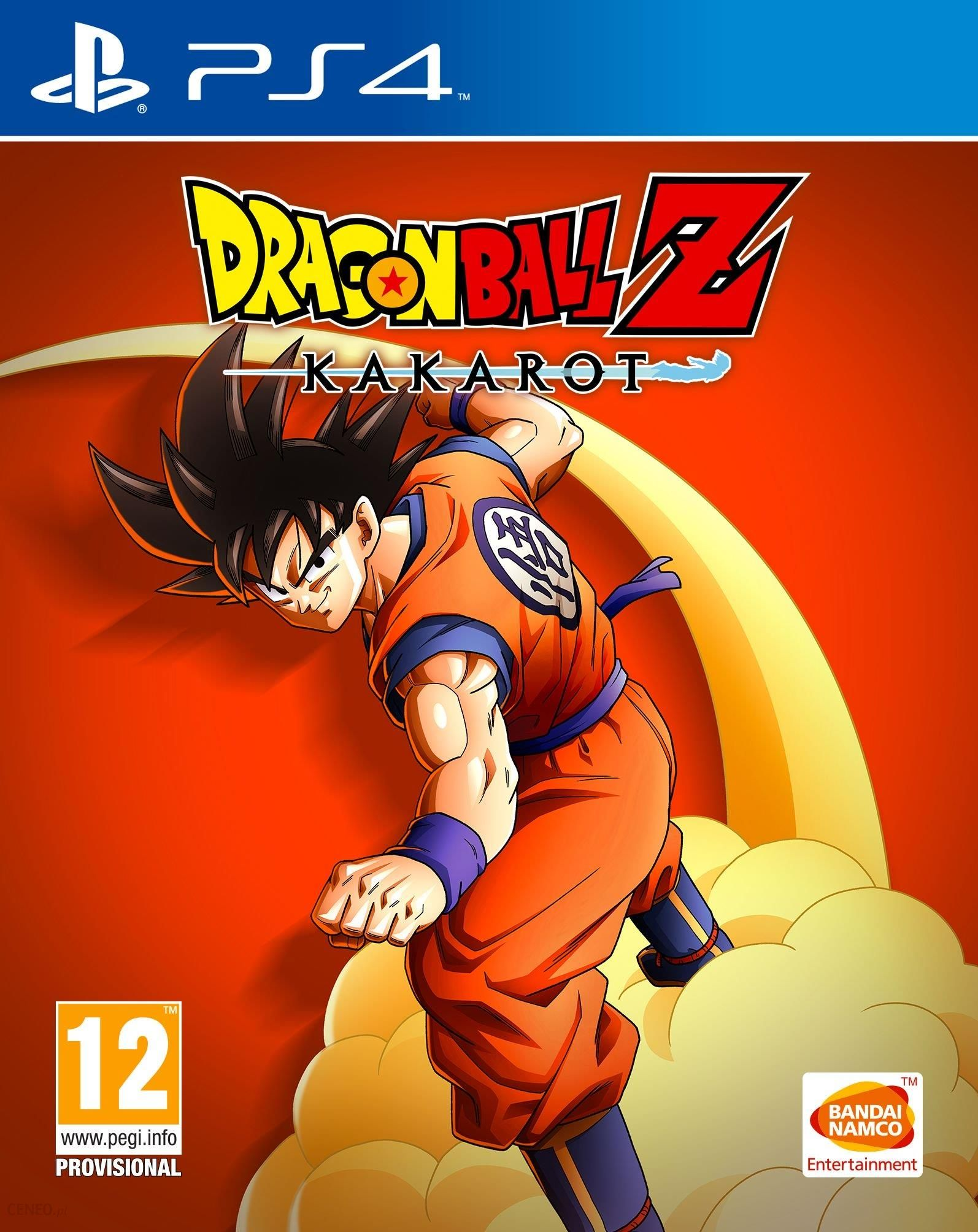 Dragon Ball Z Kakarot Gra Ps4 Ceny I Opinie Ceneo Pl