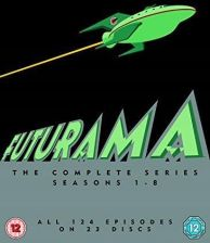 Futurama: Seasons 1-8