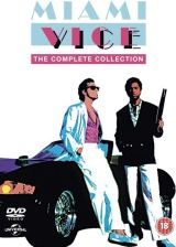 Film DVD Miami Vice: The Complete Collection - zdjęcie 1