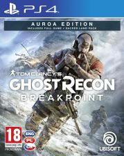 Tom Clancy's Ghost Recon: Breakpoint - Aurora Edition (Gra Ps4)