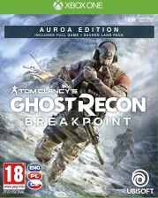 Tom Clancy's Ghost Recon: Breakpoint - Aurora Edition (Gra Xbox One)