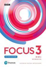 Podręcznik szkolny Focus 3 Workbook - zdjęcie 1