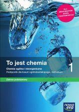 Podręcznik szkolny Chemia LO 1 To jest chemia 2019 NE - Romuald Hassa, Aleksandra Mrzigod, Janusz Mrzigod - zdjęcie 1