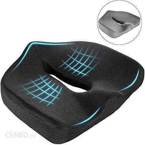 Ergonomiczna poduszka z pianki z pamięcią kształtu