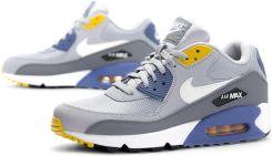 Buty Nike Air Max 90 brązowe 325018 011 Ceny i opinie Ceneo.pl