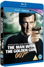 Man With the Golden Gun (Guy Hamilton) (Blu-ray / with Digital HD UltraViolet Copy)