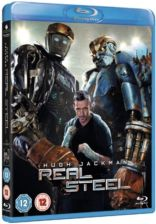 Real Steel (Shawn Levy) (Blu-ray)