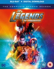 DC's Legends of Tomorrow: The Complete Second Season (Blu-ray / with Digital Download)