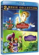 Peter Pan/Peter Pan: Return to Never Land (Disney) (Donovan Cook, Robin Budd, Wilfred Jackson, Hamilton Luske, Clyde Geronimi) (Blu-ray)