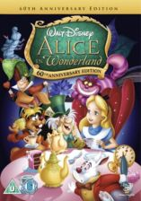 Alice in Wonderland (Disney) (Clyde Geronimi Hamilton Luske Wilfred Jackson) (DVD)